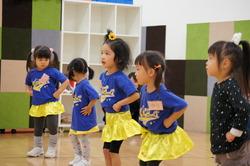 2歳児半からの運動教室