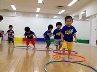 入園前の習い事に☆幼児体育クラス☆