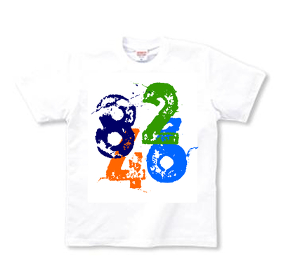 8246Tシャツ