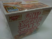 CUP NOODLEごはん