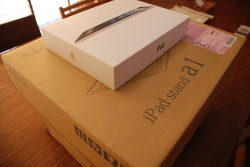 i-pad4 Wi-Fi+Cellular タブレット購入