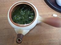 美味しい八女茶を!