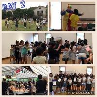 夏の英語キャンプレポート DAY 2
