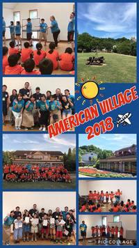 英語キャンプ2018