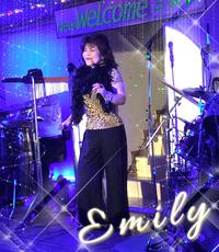 本日《エミリー》ライブ!