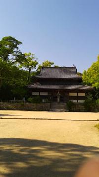 太宰府の観世音寺と戒壇院