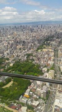 日本1 高いビルの展望台