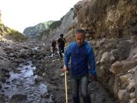 ピナツボ火山に登る 後編