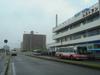 別府交通センターのバス