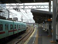 西鉄雑餉隈駅