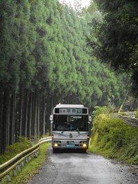 西鉄バス廃止路線完全復活祭 第二回田川川崎添田