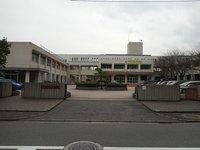 春日南中学校前