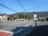 脇山小学校前