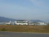 「蓑島」京築ローカル行先番号「1」の終点
