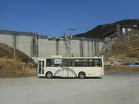西鉄バス廃止路線完全復活祭 第三回京築伊良原ダム