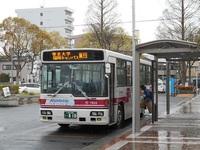 帝京大学福岡キャンパス 路線新設から丸一年経ってやっと