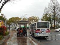駅西口(大牟田)