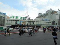 新宿駅西口から品川駅高輪口まで都営バス