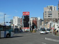 六本松交差点の景色が変わる前に