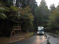 キャンプ場(油山市民の森)