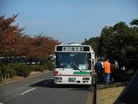 まつり起業祭八幡2017のバス11月3日