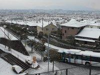 雪の野方台