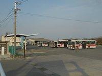 大川橋のバス