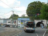熊本での西鉄併走