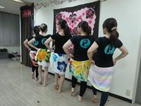 タヒチアンダンス 薬院校初心者クラス
