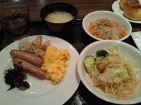 長崎の旅 ホテルの朝食