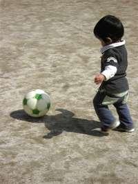 ボール好き!!