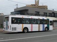 西鉄バス新塗装