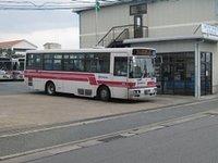 能古渡船場バス待合所