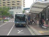 マリノアシティ行昭和バス