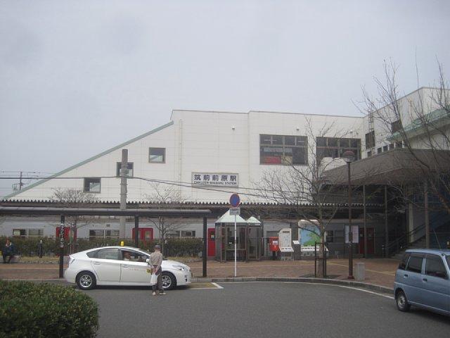ほぼ西鉄バスの旅:前原駅南口