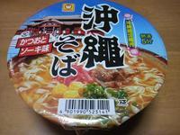 マルちゃん 沖縄そば かつおとソーキ味