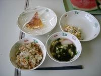 親子料理教室に行ったよ~!