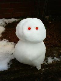 雪つったら