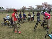 マウンテンバイクの学校