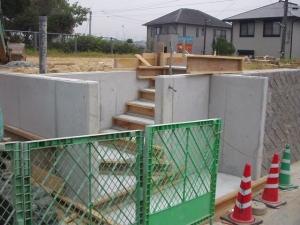 よう壁や階段