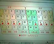 キーボード配列表