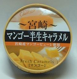 宮崎のマンゴー半生キャラメル