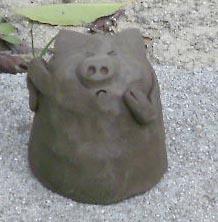 トン速で走る豚
