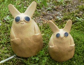 チョイ悪ウサギ