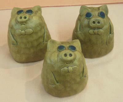 ちょいワル豚