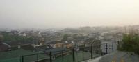 今朝の福岡PM2.5