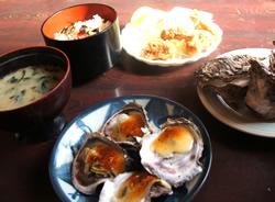 牡蠣専門料理店