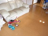 自然素材のコルクタイルで床の快適なリフォームしませんか!