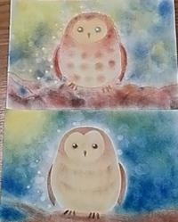 12月 指で描くパステル教室体験会in糸島