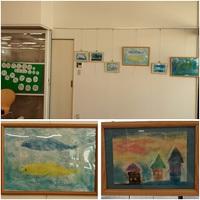 糸島たんぽぽさんパステルアート展